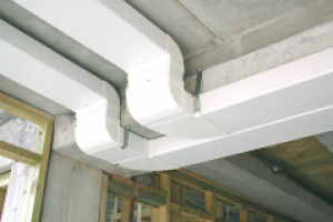Low Profile Duct Airflow The Hvac